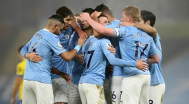 Manchester City could be ready to spend. AFP