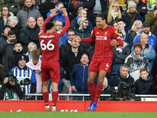 Liverpool stretch lead as Man City, Chelsea stumble. AFP