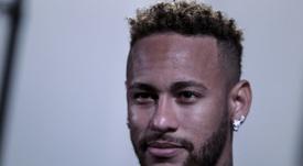 It's not the first time Neymar has got political. AFP