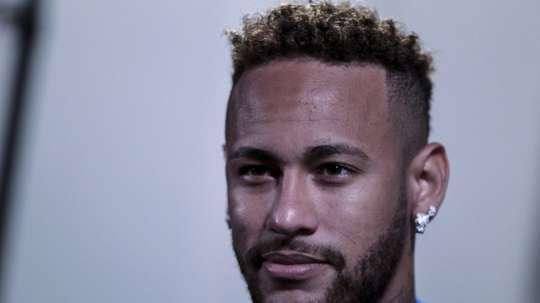O Barça oferece um 3x1 ao PSG por Neymar. AFP