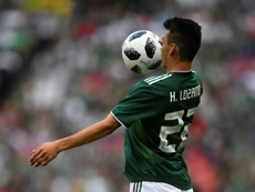 Lozano could shine. AFP