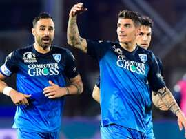 Napoli have signed Di Lorenzo. AFP