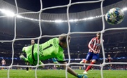 Morata makes his point by scoring winner for Atletico. AFP
