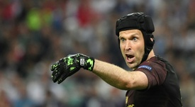 Cech helping solve Chelsea's goalkeeping woes, says Lampard