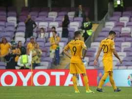 Australia se juega su futuro a una carta. AFP