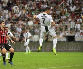 Ronaldo seals Italian Super Cup for Juventus.