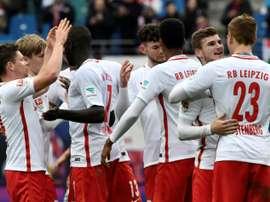 Leipzig Champions League dream comes true