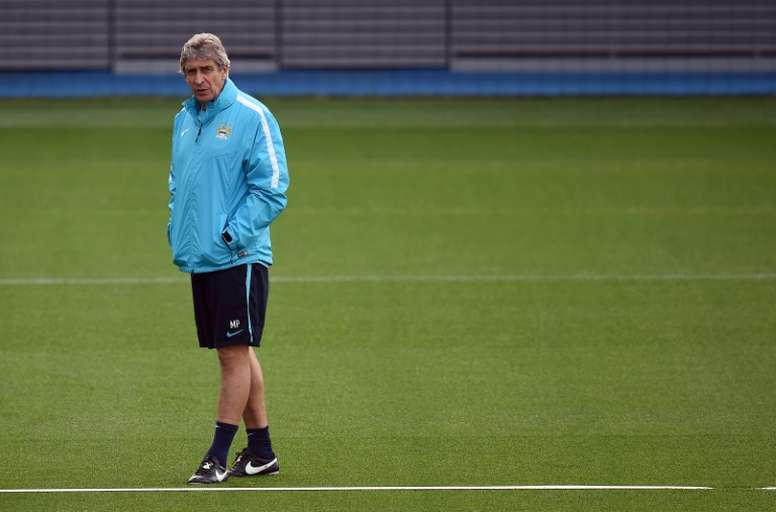 Pellegrini Wants City Back On Track In Gladbach Besoccer