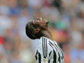 Sagna voit Pogba rejoindre la Juve. AFP