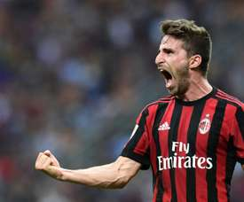Borini rounded off the rout. AFP