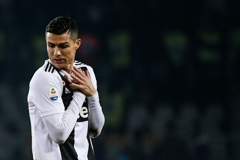 Doble fallo garrafal y 'rabieta' de Cristiano Ronaldo — VIRAL