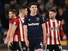 West Ham 'livid' after VAR hands victory to Blades