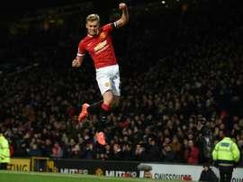 Wilson estaría a punto de ingresar en el Sheffield United. AFP