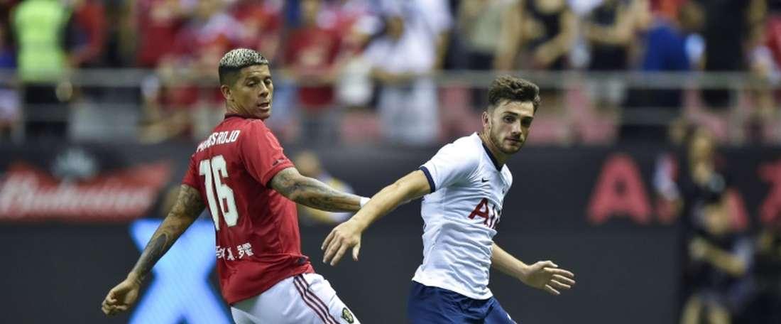 Parrott na mira do Bayern. AFP