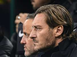 Totti hopes to rejoin Roma 'sooner or later'. AFP