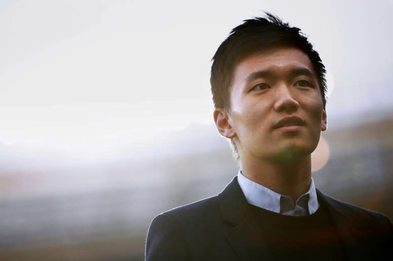Steven Zhang has become part of the ECA at just 27 years of age. AFP