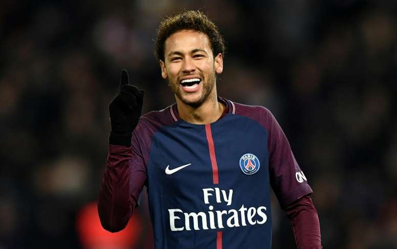 Neymar rumous never stop circulating. AFP