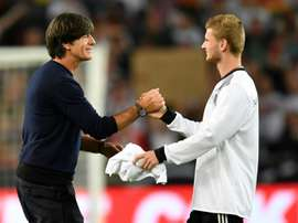 Germany routed Norway 6-0 in a World Cup qualifier on Monday. AFP