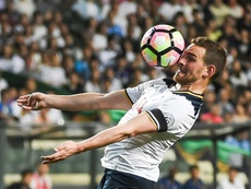 Spurs flop Janssen signs for Mexico's C.F. Monterrey. AFP