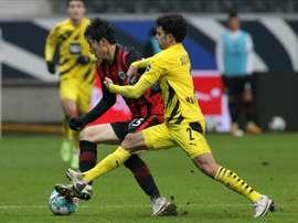 Dortmund have dropped more points. AFP