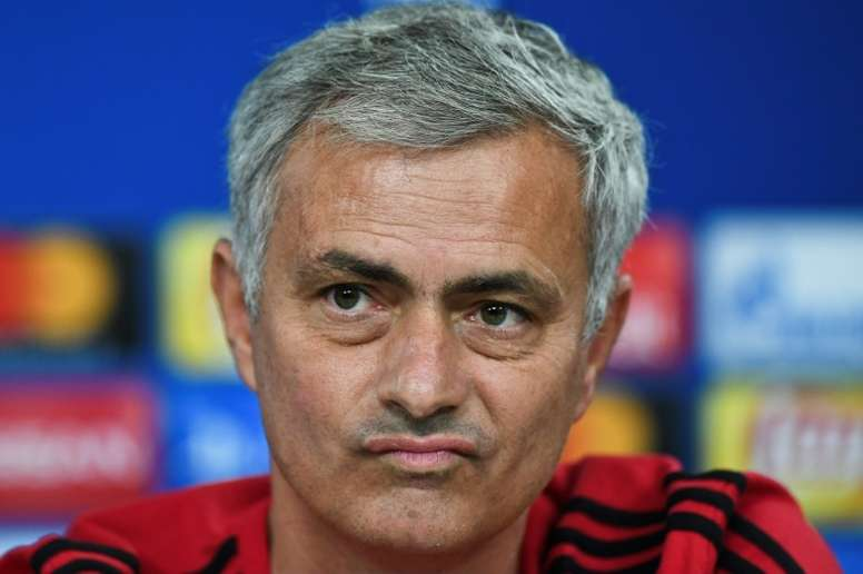 Mourinho has spent £285m on six major signings during his two years at Old Trafford. AFP