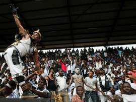 TP Mazembe must defeat Horoya of Guinea to enter the quarter-finals.AFP