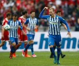 Duda, la révélation de Bundesliga. AFP