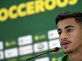 Arzani impressed during his World Cup cameos. AFP
