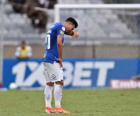 Brazilian giants Cruzeiro relegated for first time. AFP