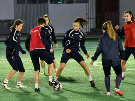 In Bosnia, women footballers play against the patriarchy. AFP