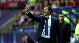 Lopetegui wants another option up front. AFP