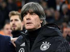 Pressure eases off Loew. AFP