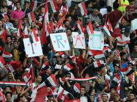 Iraq wants football to bolster economy. AFP