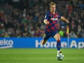 Le groupe du FC Barcelone pour affronter Osasuna en Liga . AFP