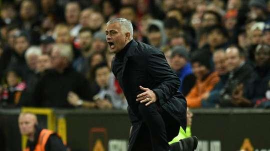 Mourinho quer reforços para os 'red devils'. AFP