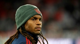 Renato Sanches thinks of leaving Bayern. AFP