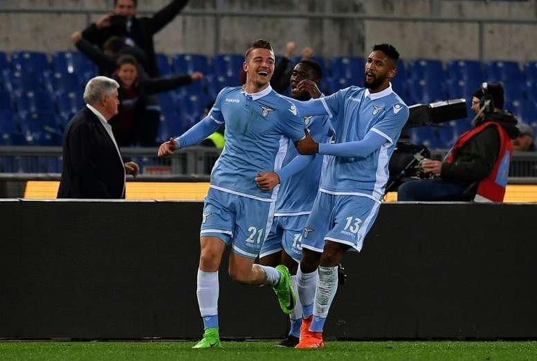 La Juventus prépare déjà son prochain recrutement. AFP