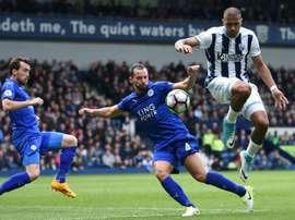 El Leicester quiere fichar a un joven jugador para la próxima temporada. AFP