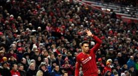 Les huit jours mortels de Liverpool. AFP