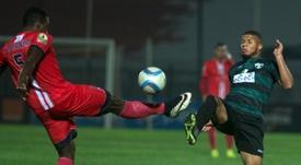 Sanción ejemplar en el fútbol marroquí. AFP