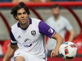 Kaka scored twice as Orlando City kept their postseason hopes on track with a 4-1 route of Montreal Impact