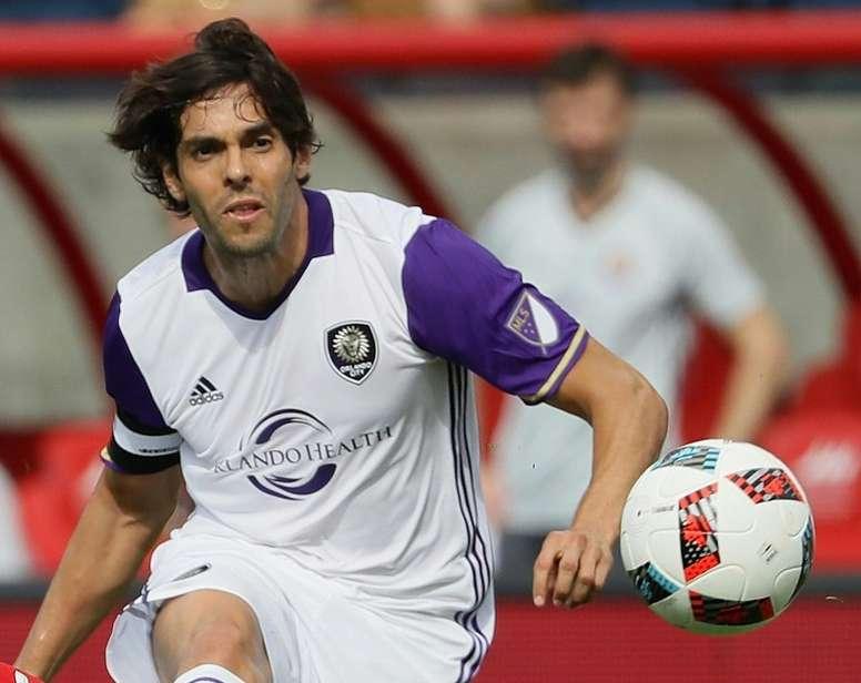 ¿El último reto de Kaká? AFP