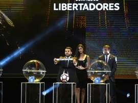 Macará y Táchira abrirán la edición 2018 de la Libertadores. AFP