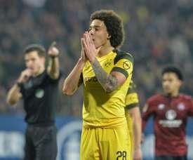 Dortmund drop more points at bottom side Nuremberg