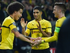 Witsel is keen to secure victory against Bayern. AFP