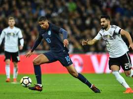 Ruben Loftus-Cheek impressed on his England debut against Germany on Friday. AFP
