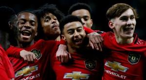 United coloca à venda dois de seus homens. AFP