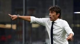 Conte veut profiter du match. afp
