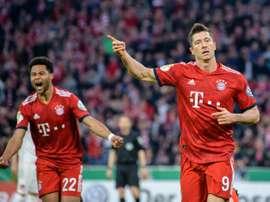 Nine-goal thriller had Bayern worried. AFP