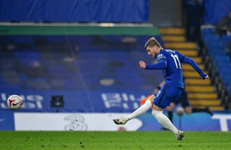 Lampard hails Ziyech after Chelsea victory